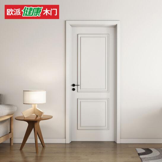 欧派木门水性漆全木门实木卧室门 OPMA-5302Z