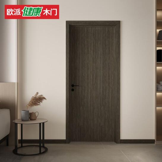 欧派水性漆全木门室内实木卧室门OPMA-5001Z